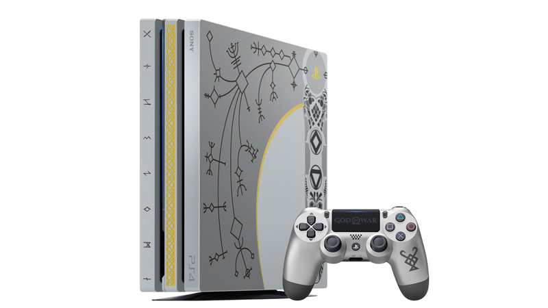Die God of War Limited Edition PS4 Pro im Unboxing-Video - SHOCK2
