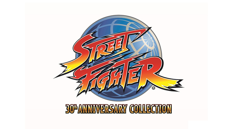 Game: Street Fighter 30th Anniversary Collection
