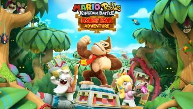 """Photo of Mario + Rabbids: Kingdom Battle: Der Launch-Trailer zum """"Donkey Kong Adventure""""-DLC"""