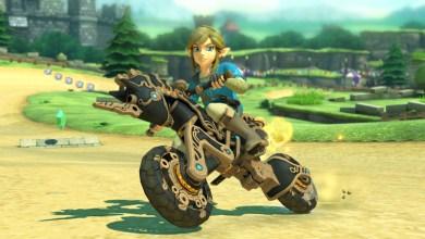 Photo of Mario Kart 8 Deluxe: Update bringt Zelda: Breath of the Wild-Content