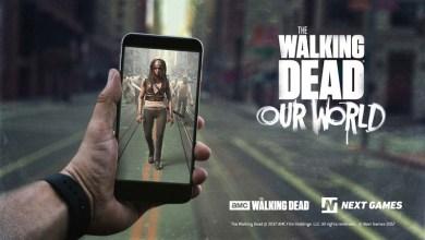 Photo of The Walking Dead: Our World ab sofort für iOS und Android erhältlich