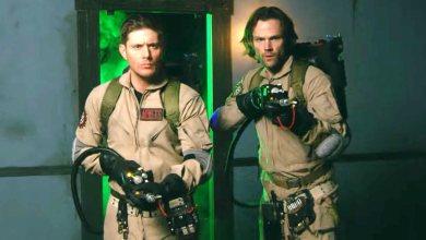 Bild von Supernatural: Sam und Dean im Ghostbusters-Outfit in Parodie-Video