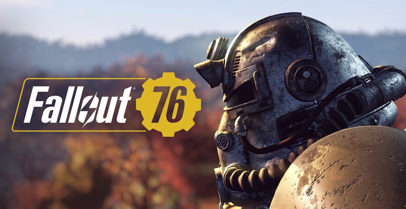Games: Fallout 76 (PC, Playstation 4 und Xbox One)