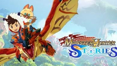 Bild von Monster Hunter Stories für iOS und Android erhältlich