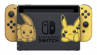 Photo of Nintendo Switch-Bundles zu Pokémon: Let's Go, Pikachu & Evoli sind vorbestellbar