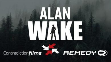 Bild von Alan Wake erscheint als TV-Serie