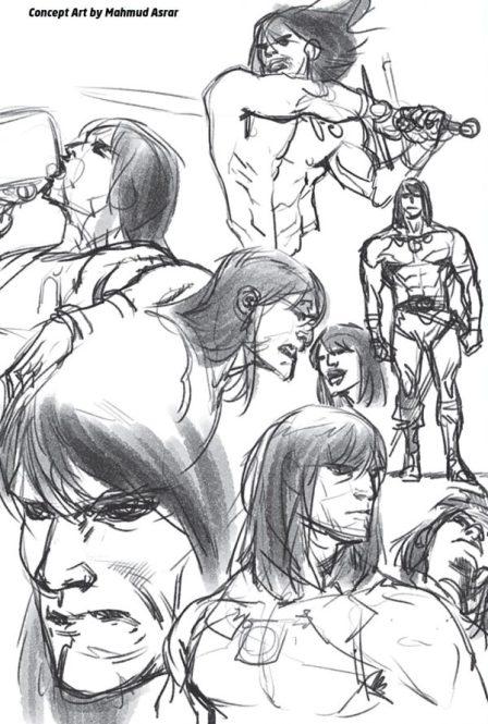 Conan 1 Preview 4