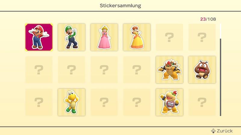Review Super Mario Party Shock2