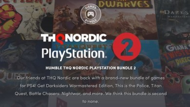 Photo of Humble THQ Nordic PlayStation Bundle 2: Jede Menge PS4 Games für wenig Geld