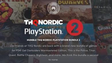 Photo of Humble THQ Nordic PlayStation Bundle 2: Jede Menge PS4 Games für wenig Geld