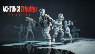 Photo of Achtung! Cthulhu Tactics: Switch-Version erscheint nächste Woche
