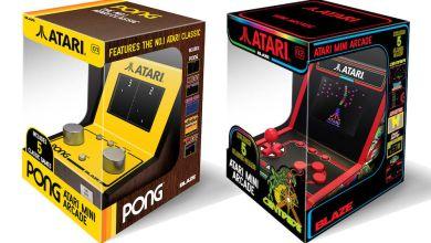 Photo of Blaze kündigt für den Herbst zwei Atari Mini Arcade Automaten an
