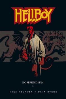 "Cover zu ""Hellboy Kompendium 1"" | Copyright by Cross Cult"