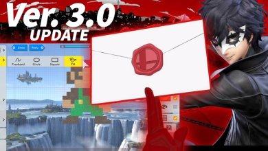Bild von Update 3.0: Stage Builder- & Video Cutter-Modus sowie Joker in Super Smash Bros. Ultimate vorgestellt