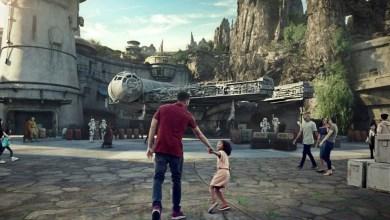 Bild von Star Wars-Vergnügungspark Galaxy's Edge: Die Eröffnungsfeier mit vielen Stars und Rundgang