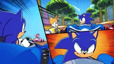 Photo of Team Sonic Racing: Overdrive – Kurzweilige Mini-Animationsserie veröffentlicht