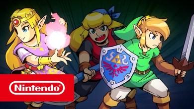 Photo of Cadence of Hyrule: Crypt of the NecroDancer featuring The Legend of Zelda erscheint für Switch