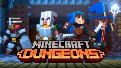 Photo of Minecraft Dungeons: Dungeon-Crawler im Minecraft-Look angekündigt