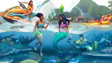 """Photo of Die Sims 4: """"Inselleben"""" – Wassersport, Delfine, Meerjungfauen & mehr"""