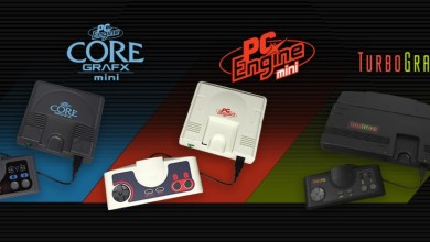 Photo of PC Engine Core Grafx Mini: Spieleauswahl & Termin der Mini Konsole