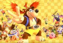 Bild von Video: Super Smash Bros. Ultimate – Kämpfen mit Banjo und Kazooie