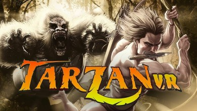 Photo of Tarzan VR mit Trailer angekündigt