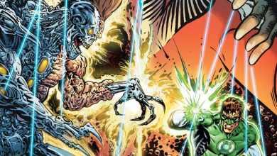 Bild von Rätsel um die Zukunft von Green Lantern