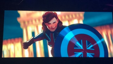 """Photo of D23: Neues Footage zu """"What If…?"""" zeigt Peggy Carter als Captain Britain"""