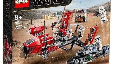 Photo of LEGO-Sets zu Star Wars: The Rise of Skywalker und The Mandalorian geleakt!