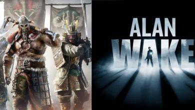 Photo of Alan Wake und For Honor jetzt kostenlos im Epic Games Store erhältlich