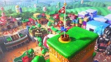 Photo of Infos zum Super Nintendo World Themenpark