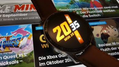 Photo of Huawei Watch GT 2 im Gadget Check