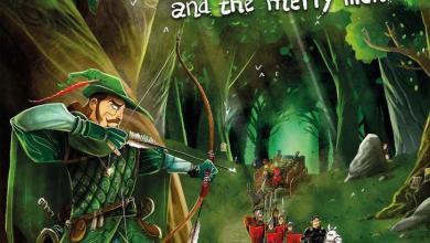 """Photo of Brettspiel """"Robin Hood and the merry man"""" erscheint auf Deutsch"""