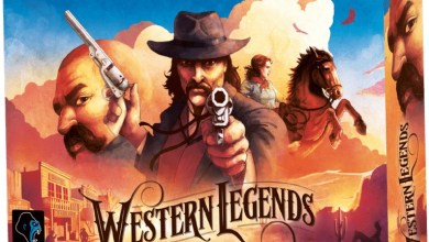 Photo of Brettspiel Western Legends erscheint auf Deutsch