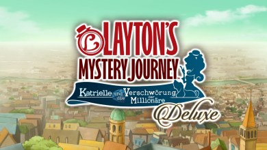 Photo of Review: Layton's Mystery Journey: Katrielle und die Verschwörung der Millionäre: Deluxe