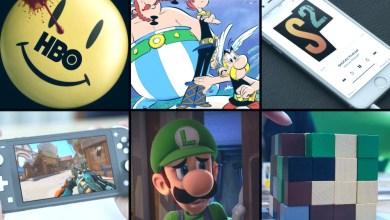 Photo of SHOCK2 Review-Podcast (November 2019) mit Asterix, Luigi's Mansion 3, Minecraft (Builders & Biomes), Watchmen & mehr
