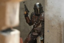 Photo of Katee Sackhoff in der 2. Staffel von The Mandalorian