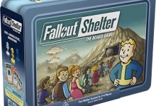 Photo of Brettspiel zu Fallout Shelter angekündigt