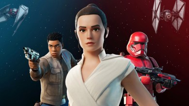 Photo of Fortnite: Star Wars: Episode IX-Event am Wochenende