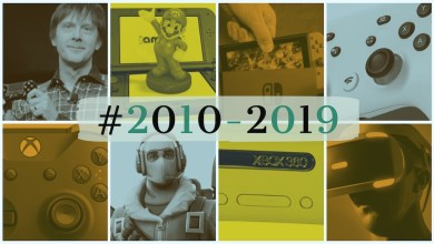 Bild von Videospiele 2010-2019: Jahrzehnt der Veränderung