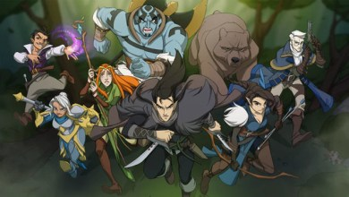 Bild von Review: Critical Role 1, Vox Machina Origins