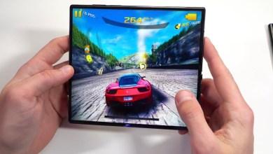 Photo of Gaming am faltbaren Huawei Mate XS
