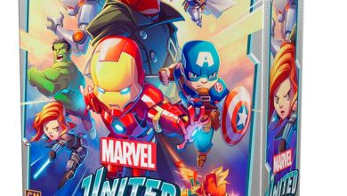 Photo of Kickstarter zu Brettspiel Marvel United gestartet