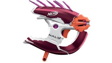 Bild von NERF kündigt Blaster im Halo-Stil an