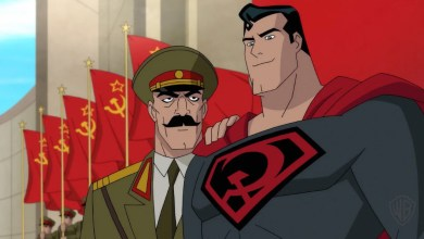 Bild von Review: Superman: Red Son