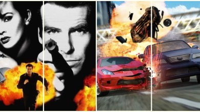 Bild von SHOCKruf Episode 3 – Goldeneye 007 – Burnout 3: Takedown