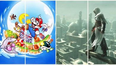 "Photo of Jetzt ""fast Live!"" SHOCKruf Episode 6 – Super Mario Land 2 & Assassin's Creed"