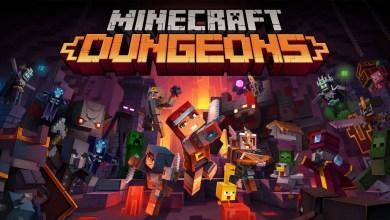 Bild von Review: Minecraft Dungeons