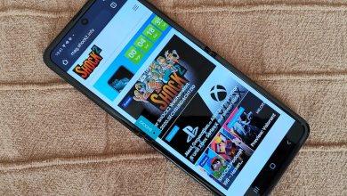 Bild von Samsung Galaxy Z im Gadget-Check