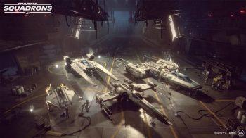star wars squadrons - rebel fighter